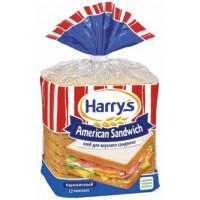 Хлеб Харрис пшеничный нарезной 470г