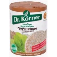 Хлебцы Д.Кернер гречневые с витаминами 100г