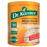 Хлебцы Д.Кернер злаковый коктейль медовые 100г
