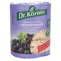 Хлебцы Д.Кернер злаковый коктейль черничный 100г