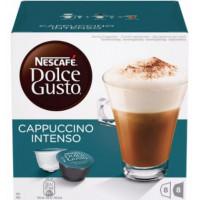 Кофе Нескафе Дольче Густо Интенсо 192г 16кап