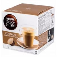Кофе Нескафе Дольче Густо Кортадо 100г 16 капсул