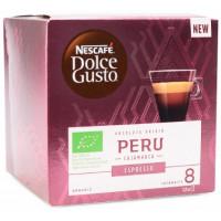 Кофе Нескафе Дольче Густо Перу 72г 12кап