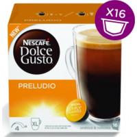 Кофе Нескафе Дольче Густо Прелюдио 160г 16кап.