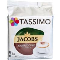 Кофе Якобс Монарх Тассимо Капуччино капсулы 260г 8 капсул