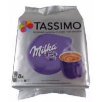 Напиток Тассимо Милка с какао капсулы 240г