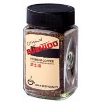 Кофе Бушидо арабика оригинал сублимированный растворимый 100г