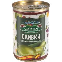 Оливки Либесен без косточки 280мл
