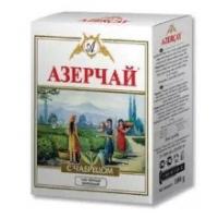 Чай Азерчай черный чабрец 100г