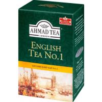 Чай Ахмад английский №1 черный 200г
