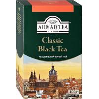 Чай Ахмад классический черный 100г