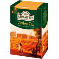 Чай Ахмад цейлонский оранж пекое черный 100г