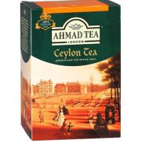 Чай Ахмад цейлонский оранж пекое черный 200г