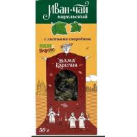 Чай Мама Карелия Иван-чай карельский с листьями смородины 50г пакет