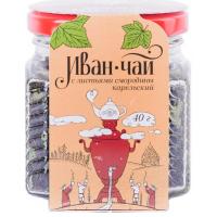 Чай Мама Карелия Иван-чай карельский с малиной 40г ст/б
