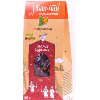 Чай Мама Карелия Иван-чай карельский с морошкой 50г пакет