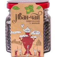 Чай Мама Карелия Иван-чай карельский с мятой 40г
