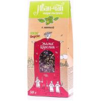 Чай Мама Карелия Иван-чай карельский с мятой 50г пакет