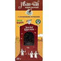 Чай Мама Карелия Иван-чай карельский с сосновыми почками 50г пакет