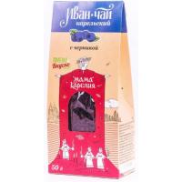 Чай Мама Карелия Иван-чай карельский с черникой 50г пакет