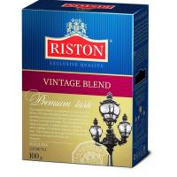 Чай Ристон винтэйдж бленд 100гр