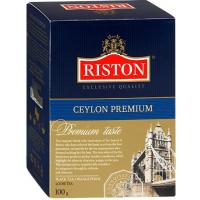 Чай Ристон цейлонский премиум 100г