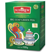 Чай СанБрю зеленый крупнолистовой 100г