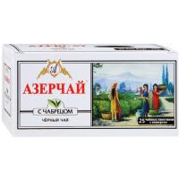 Чай Азерчай черный с чабрецом 50г 25пак