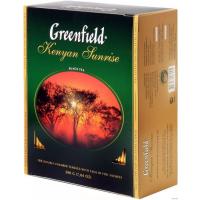 Чай Гринфилд кения санрайз 100пак 200г