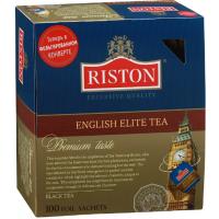 Чай Ристон английский элитный 100пак 200г