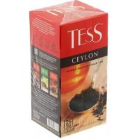 Чай Тесс Цейлон черный 25пак
