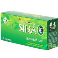 Чай Ява китайский байховый зеленый 25пак. 50г