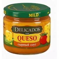 Соус Деликадос Кесо сырный 200г ст/б