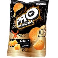 Чипсы картофельные Про-чипсы со вкусом сыра 150г