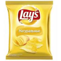 Чипсы Лэйс натуральные 80г