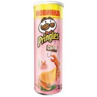 Чипсы Принглс со вкусом краба 165г