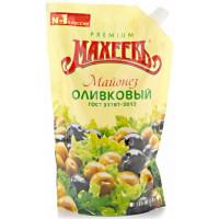 Майонез Махеев оливковый 770г дой-пак