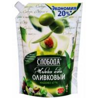 Майонез Слобода оливковый 800мл м/у