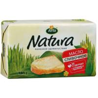 Масло Арла Натура сливочное 82% 180г