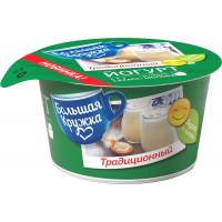 Йогурт Большая кружка классический 2% 160г