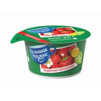 Йогурт Большая кружка клубника-земляника 1,8% 160г