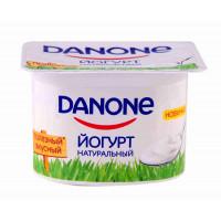 Йогурт Данон натуральный 3,3% 110г