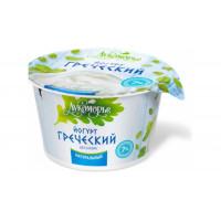 Йогурт Лукоморье Греческий натуральный 7% 150г