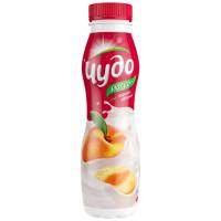 Йогурт Чудо питьевой персик-абрикос 2,4% 270г