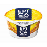 Йогурт Эпика ананас 4,8% 130г