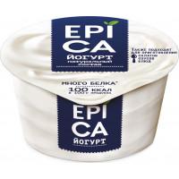 Йогурт Эпика натуральный 6% 130г