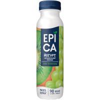 Йогурт Эпика питьевой киви виноград 2,5% 290г