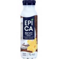 Йогурт Эпика питьевой кокос-ваниль 3,6% 290г