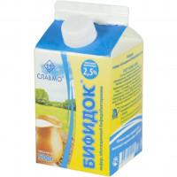 Бифидок Славмо обогащенный бифидобактериями 2,5% 500г