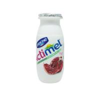 Напиток кисломолочный Актимель гранат жир.1,5% 100г